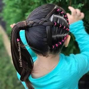 31 encantadores peinados para niña que tu hija deseará