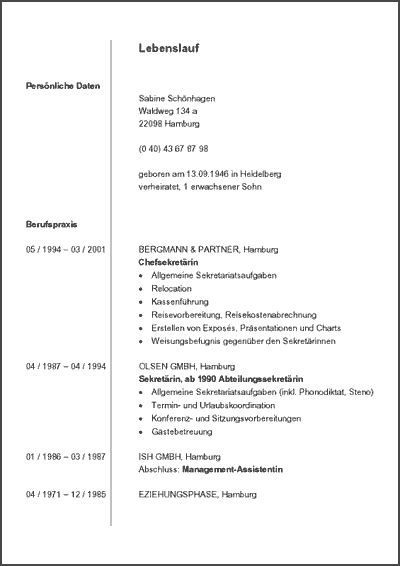 swiss cv vs american cv page 2 forum switzerland