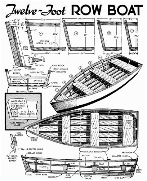 Small Boat Building Plans by Wooden Boat Plans Designs For Small Boat Building Projects