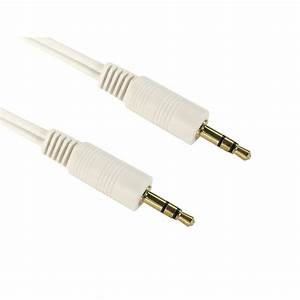 0 5m Short 3 5mm Jack To Jack Aux Cable Stereo Audio Lead
