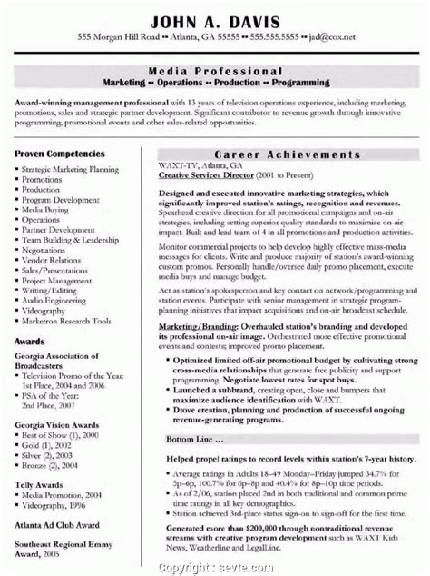 Resume For It by Executive It Manager Resume Director Resume