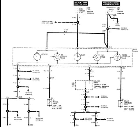 Fuel Guage Non Functional I Need A Wire Diagram Of