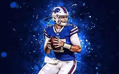 Josh Allen Bills Buffalo Football Quarterback Nfl
