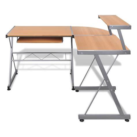 computer desk pull out keyboard shelf computer desk workstation with pull out keyboard tray
