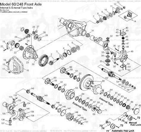 96 Ford F 350 Keyles Entry Wiring Diagram by Ford F250 Duty Front Axle Part Diagram Best Place