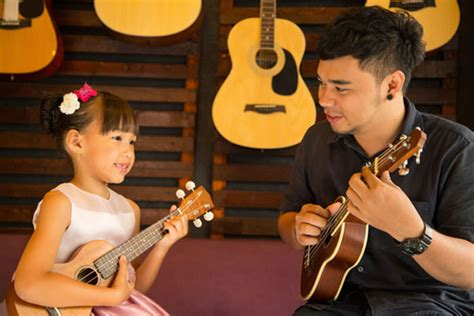 Often, learning how to play one instrument in a family makes it easier to learn other instruments in the visit a music store to try instruments you're curious about. Key Benefits Of Your Children Learning To Play A Ukulele Or Musical Instrument | Kids in the House