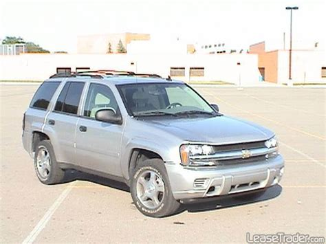 how cars work for dummies 2007 chevrolet trailblazer interior lighting 2007 chevrolet trailblazer information and photos momentcar