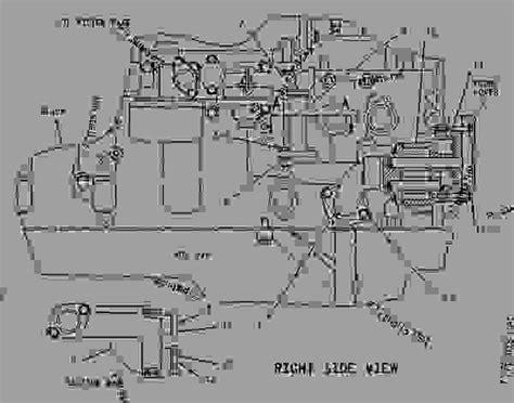 caterpillar engine crankcase diagrams auto