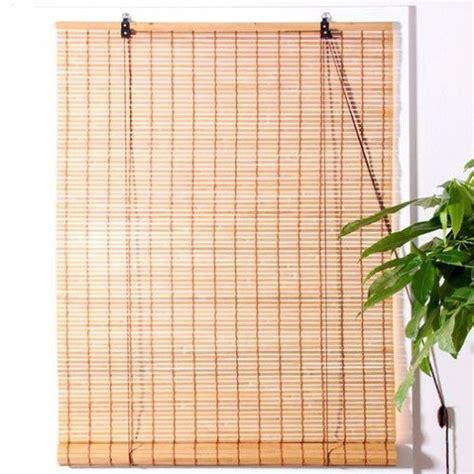 jysk   kitchen roch bamboo blind natural