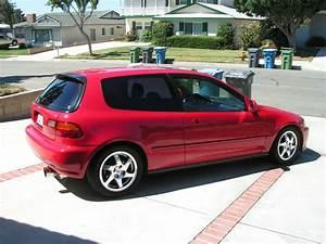 Honda Civic Hatchback Modified Interior - image #61