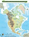 What are the US States and Canadian Provinces that are ...