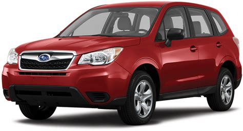 2014 Subaru Forester Features & Specifications