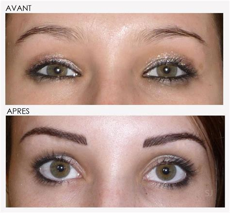 Maquillage Semi Permanent Sourcils