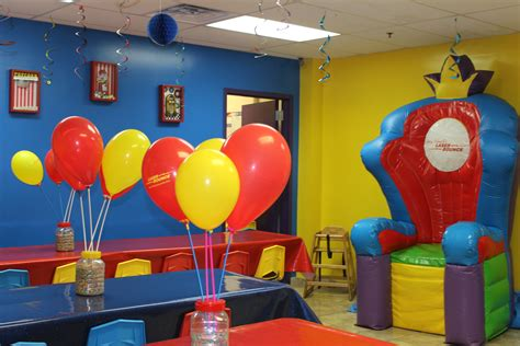 great place colorful indoor playground  bounceu tulsa