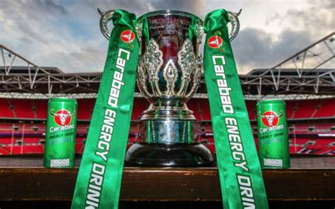 Carabao Cup fourth round draw
