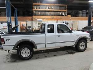 1993 Florida Rust Free Ranger Xlt 3l V6 Manual 4wd Pickup