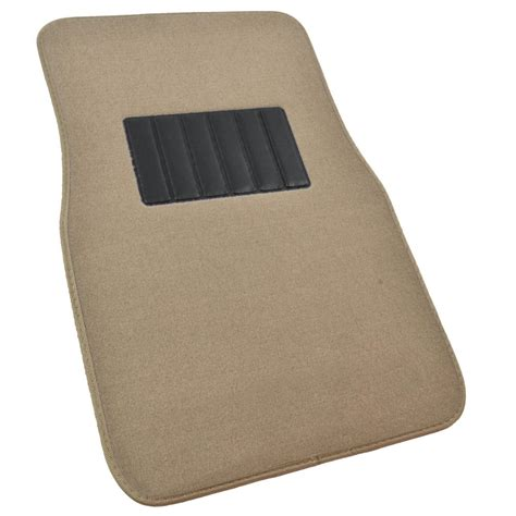 floor mats minivan 5pc set plush carpet passenger van auto floor mats front and rear rug ebay