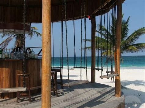 Beach Swing Bar Mexico Decor Swing Hanging