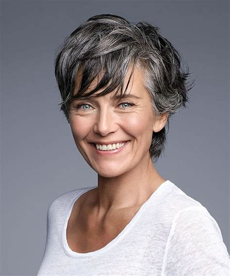 Popular Short Haircut Best Short Haircuts For Older Women