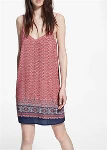 robe imprimee coton femme mango With robe imprimée femme