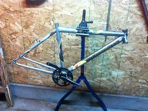 Trek 820 Mountain Bike Frame And Parts For Sale