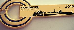 SOLD OUT 2018 VIP VANCOUVER KEY TO THE CITY
