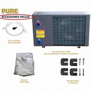 Pompe A Chaleur Piscine 70m3 : pompe chaleur pure evo 13 kw pour piscine de 35 70m3 ~ Melissatoandfro.com Idées de Décoration