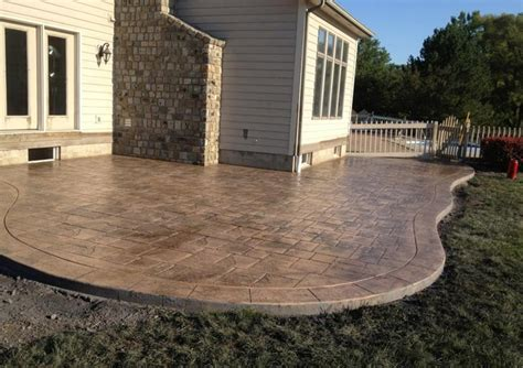 Stamped Concrete Patios A Better Backyard Upgrade. Cheap Patio Furniture Ontario. Resin Patio Table Round. Oakland Living Patio Table. Backyard Landscaping Ideas Small Yards. Used Patio Pavers For Sale Nj. Porch And Patio Flooring. U Shaped House With Covered Patio. Cinepolis Gran Patio Texcoco Area Metropolitana
