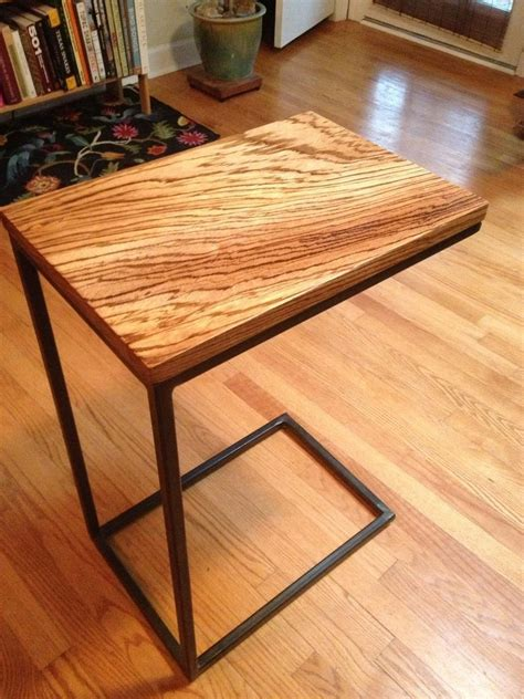 buy  hand  zebrawood  table   order