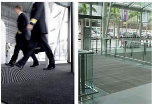 le tapis tuftiguard la qualite reference du tapis d39entree With tapis d entree grand passage