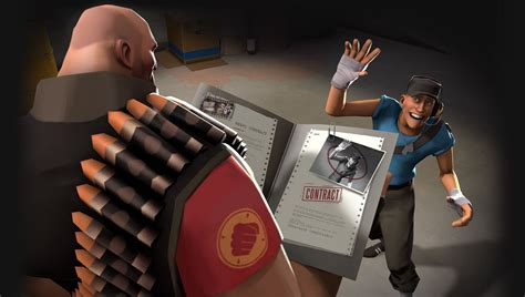 major team fortress  update brings  challenges guns