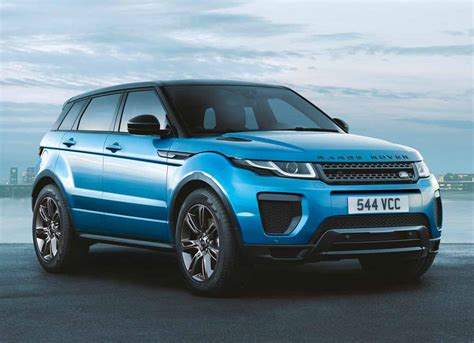 Limited Edition Land Rover Models Under 'project' Banner