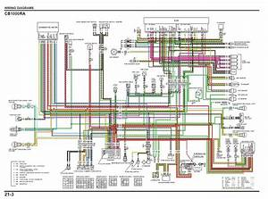 Wiring Diagram Cb1000ra