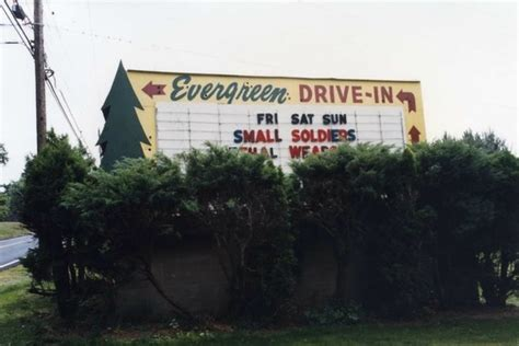 evergreen drive in in mount pleasant pa cinema treasures