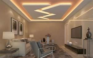 Installer Faux Plafond : faux plafond d 39 un salon estimations id es et conseils utiles ~ Melissatoandfro.com Idées de Décoration