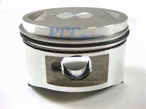 57mm Piston Rings Pin Kit 150 150cc Gy6 Gy