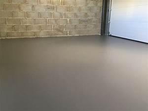 Resine Sol Garage : r sin artex entretien du sol r sine poxy ou ~ Dode.kayakingforconservation.com Idées de Décoration
