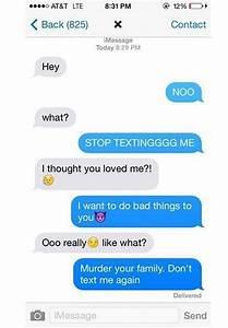 Funniest break up texts - Mpasho News