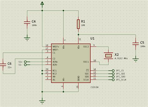 Adc Calculates The Volts From Bit Converter