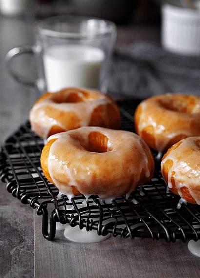 Kitchen Desserts Butteryplanet Ghosts Donut Sweet Cinemagraphs
