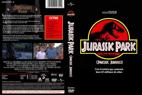 jurassic park cover jurassic park dvd by driftwood35 on deviantart