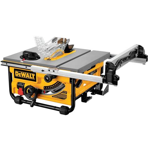 dewalt table saw dewalt dw745 table saw review experttoolreviews