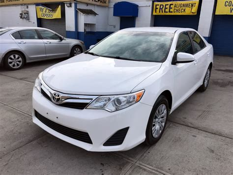 2012 Toyota Camry Le by Used 2012 Toyota Camry Le Sedan 9 690 00