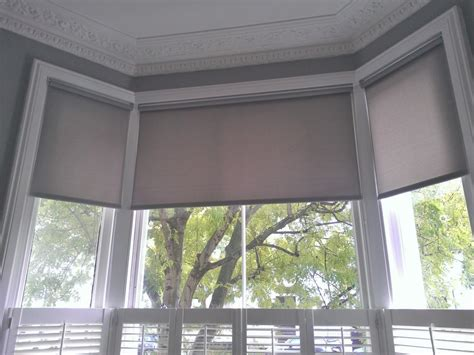 decor connection blinds  shutters bay window blinds