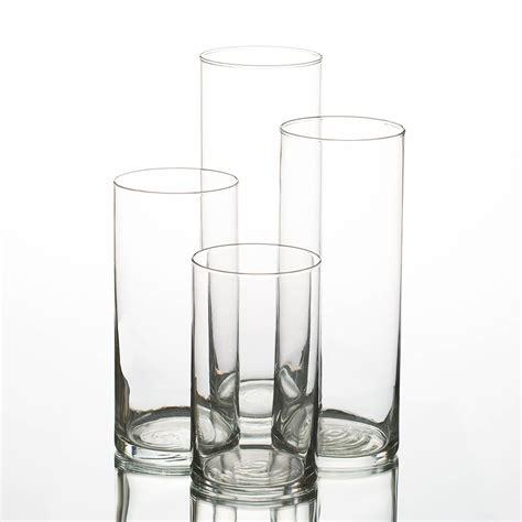Cylinder Vases by Cylinder Trumpet Fluted Vases Sale 2060