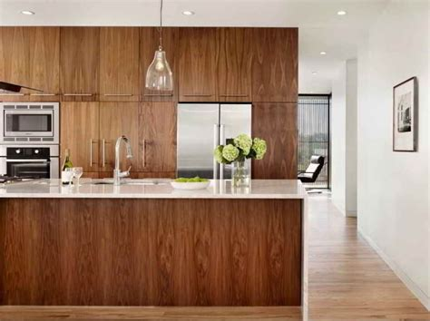 contemporary walnut kitchen cabinets contemporary kitchen with walnut kitchen cabinets and 5750