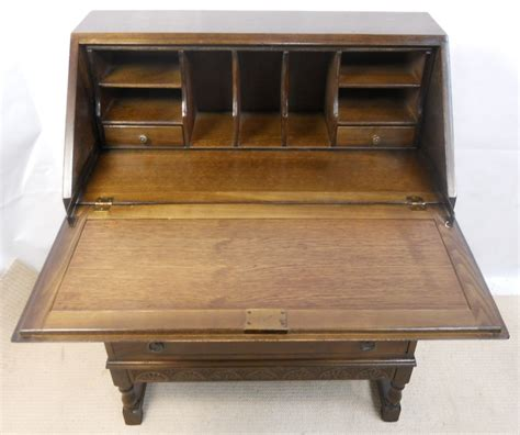 oak writing bureau uk sold antique style oak writing bureau desk by jaycee