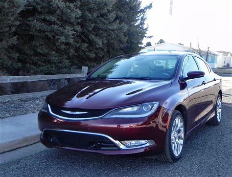 2015 Chrysler 200c Interior Review