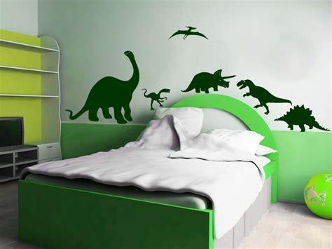 Wandtattoo Kinderzimmer Dinosaurier by Wandtattoo Dinos Urzeit Set Wandtattoos De