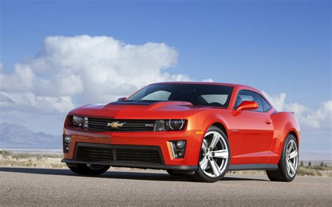 2014 Chevrolet Camaro Zl1 Coupe Wallpaper